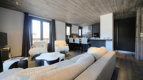 Appartement L'IGLOO MEGEVE - Ref 67718